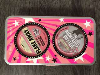 BN soap and glory body butter and body polish