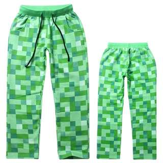 🚚 Minecraft Boy Kids Long Pants Sports Wear clearance sales