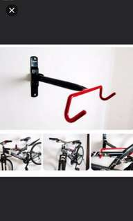 In stock! Bicycle Wall Hanger Mount/Hook/Rack with Metal Installing Bolts (Upgraded)