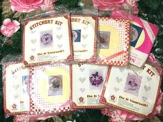 STITCHERY KIT (CRAFT STITCH)