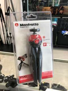 Manfrotto Pixi Table Tripod