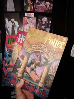 Harry Potter 1-3 Preloved softcover