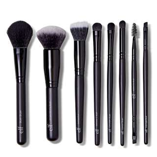 Luxe Collection 8 Piece Brush Set by Elf Cosmetics