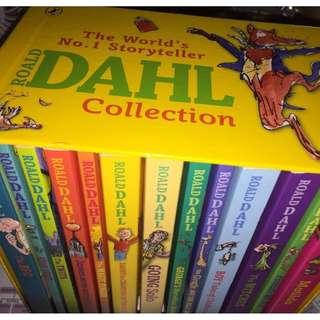 Roald Dahl book collection- Best Offer