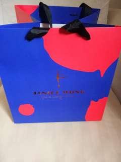 Janice Wong Paper Bag