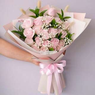 Birthday flower handbouquet