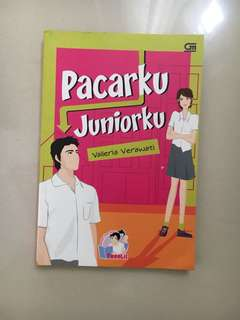 Buku novel pacarku juniorku