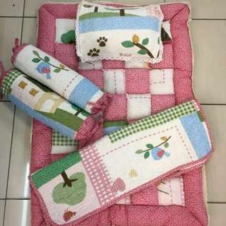 Baby toto patchwork  Baby set