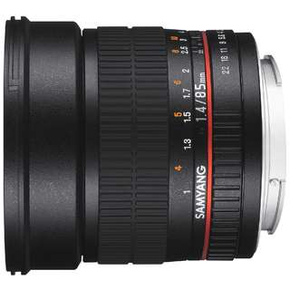 Samyang AE 85mm F1.4 len for Nikon Mount. Brand New. Original Box.