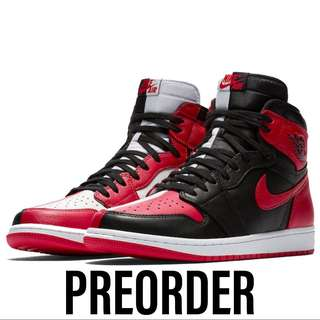 Nike Air Jordan 1 Retro High Homage To Home (Chicago and Banned)
