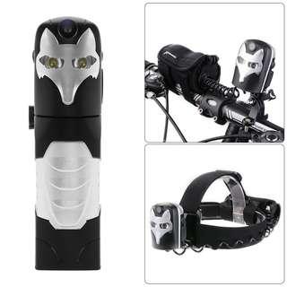 XC310 - 银狐自行车记录仪