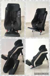 Car seat ALMOSt NEW - IsoFix Rare facing (safest!!!) 40-105 cm or up to 23 kg