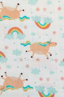 BN unrolled Tula Blanket Over the Rainbow
