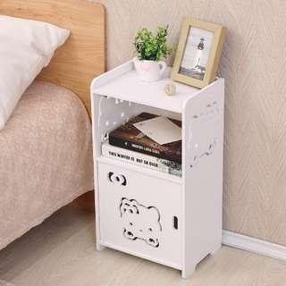 Simple modern bedside cabinets lockers office cabinets