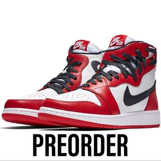Nike Air Jordan 1 Rebel XX OG Chicago Women