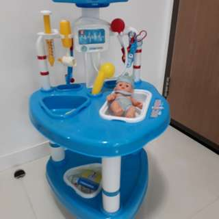 Doctor Table Set