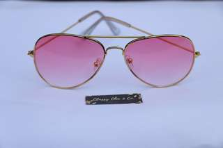 Pink Aviator Sunglasses (Sunnies)