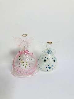 🚚 北海道小樽 琉璃小天使擺飾