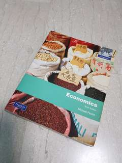 Economics Textbook by Pearson