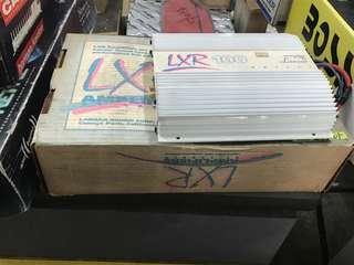 LXR Amplifier lanzar