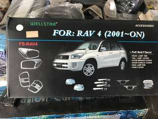 For Rav 4 (2001-On Accrssories
