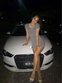 Grey size 8 Dress