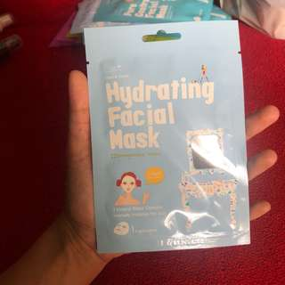 Copia facial mask Hydrating