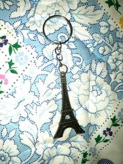 3 pcs left! Paris Eiffel Tower Key Chain Bag Chain