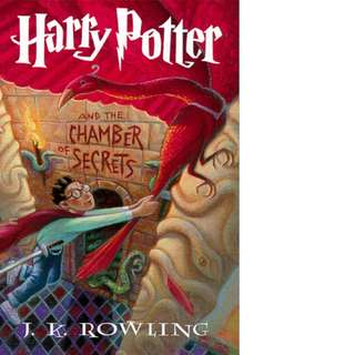 Harry Potter and the Chamber of Secrets (Harry Potter #2) by J.K. Rowling