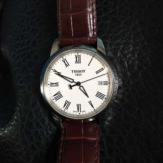 Tissot dress watch 38mm