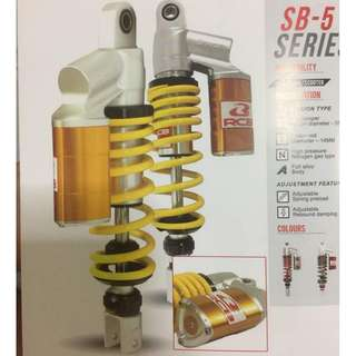 DUAL/MONO SUSPENSION(SB-5 SERIES)