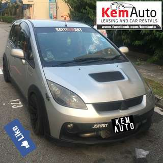 Full Mod MITSUBISHI COLT R TURBO VERSION-R 1.5A