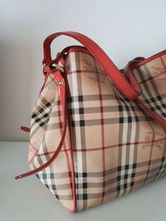 Burberry Canterburry tote