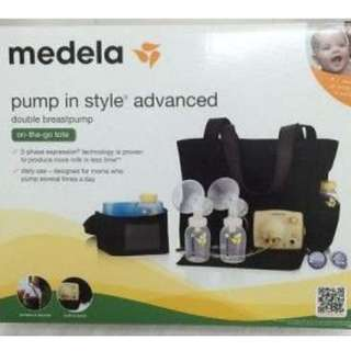 Medela Pump In Style Advanced double electric breast pump - preloved
