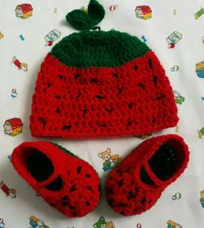 Handmade Crochets Watermelon 🍉🍉🍉