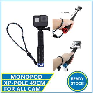 Monopod XP-Pole SP-Pole GOPRO / SJCAM / EKEN/YICAM ACTION CAMERA