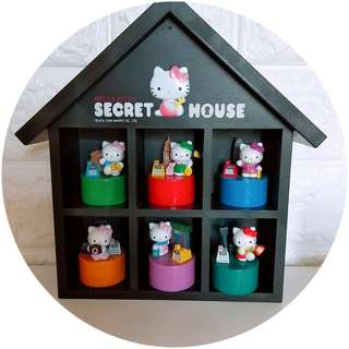 Hello Kitty Secret House擺設 (MTR)