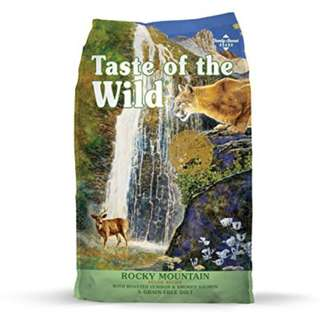 Taste of the Wild Rocky Mountain Cat Food 7kg