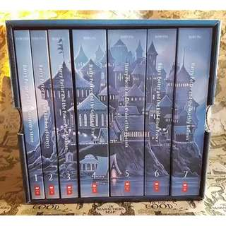 Boxset harry potter