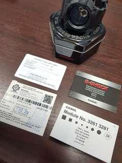 G-Shock MUDMAN G-9300GB-1DR