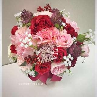 GGarden Florist 花球