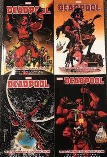 [MARVEL COMICS]DEADPOOL : The complete Collection By Daniel Way