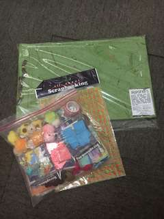 Scrapbook and Craft supplies