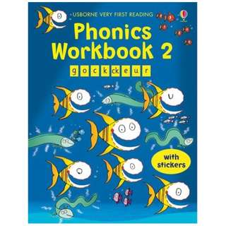 (Brand New) Phonics Workbook 2 Very First Reading 1.0 Very First Reading   By: Mairi MacKinnon