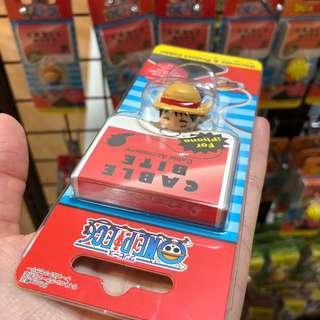 One Piece 海賊王 路飛 cable bite 現貨