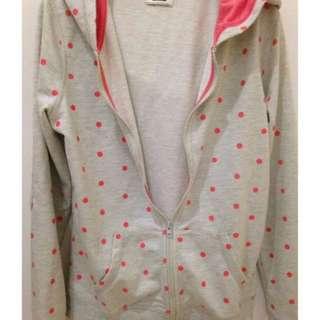 Pink Jacket / Sweater