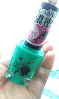 Mint Green Nail Colour