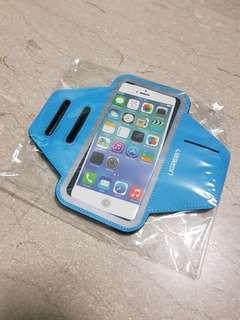U green sports armband for big phones