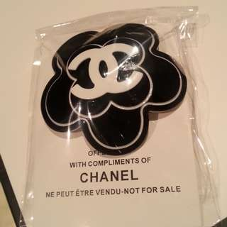 Chanel Authentic Vip Gift Camellia Hair Tie