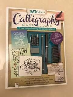 Art Marker Calligraphy